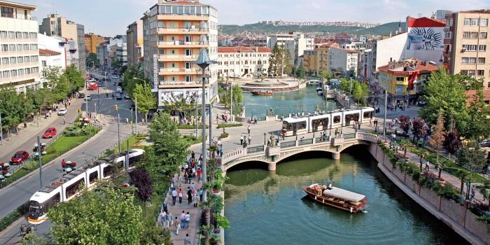 Eskişehir Büyükşehir Belediyesi'nden satılık gayrimenkul