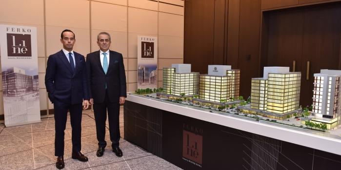 Ferko'dan Kağıthane'ye 120 milyon dolarlık yatırım: Ferko Line