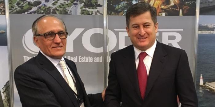 GYODER'den Azerilere gayrimenkul yatırımı çağrısı