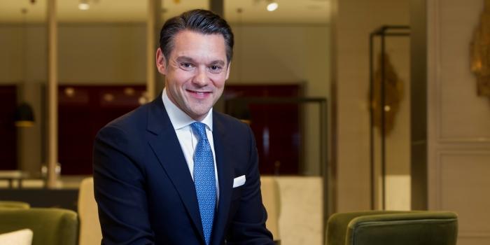 Fairmont Quasar İstanbul'un ilk Genel Müdürü Kai Winkler
