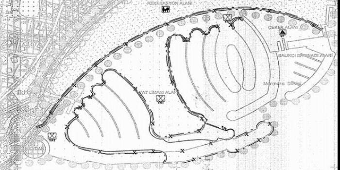 Tuzla Yat Limanı ve Balıkçı Barınağı İmar Planı Askıda