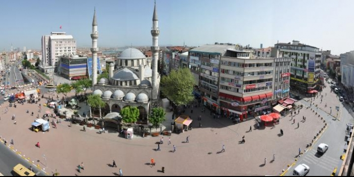 Gaziosmanpaşa'da iki mahallenin imar planı askıya çıktı