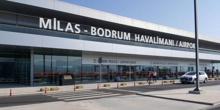 Milas Havalimanı Dış Hatlar Terminali kapatıldı