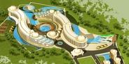Yalova Termal Palace'de rezervasyonlar tamamlandı