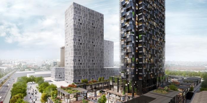 Basın Ekspres Yolu'nun en yeni projesi: Divan Residence at G Tower
