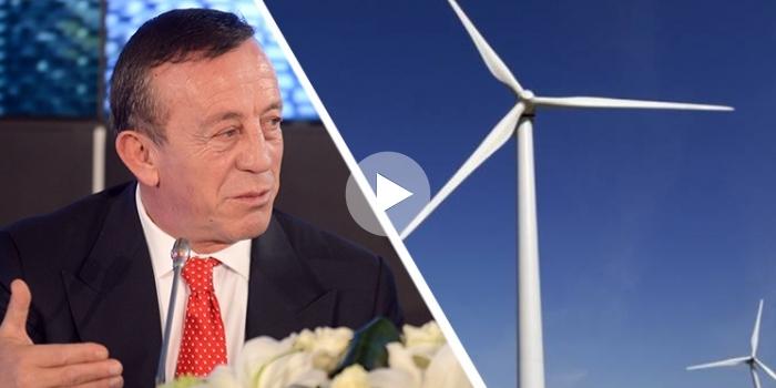 Ağaoğlu'dan enerjiye 1.2 milyar Euro'luk yatırım