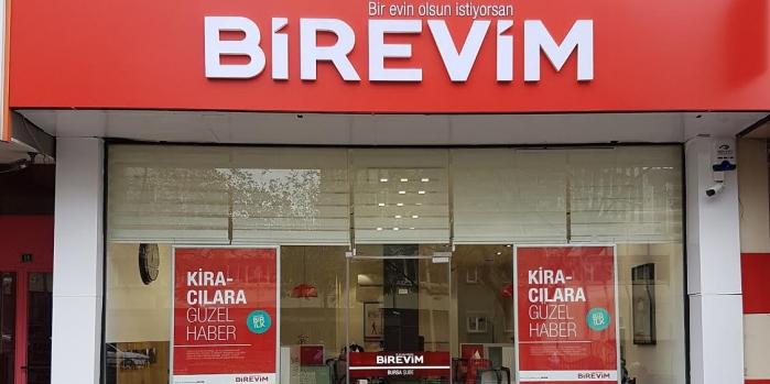 Birevim şimdi de Bursa'da