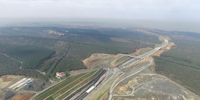 Kuzey Marmara Otoyolu revizyon imar planı askıya çıktı