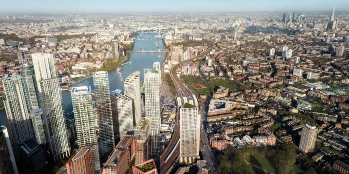 Londra'ya konut yatırımı yapan ünlüler