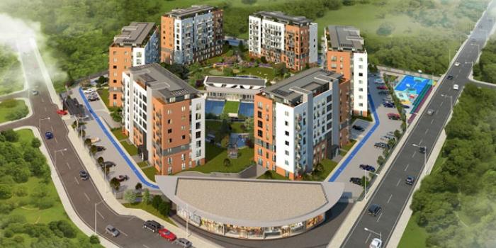Sur Yapı Gölbahçe Evleri fiyat listesi! Örnek daire hazır!