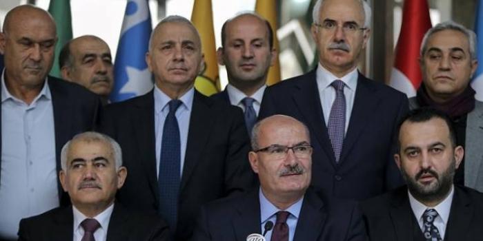 ATO Başkan adayından YSK'ya 'seçim güvenliği' başvurusu