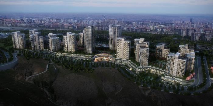 Başkent Emlak Konutları fiyatları 395 bin TL'den başlıyor