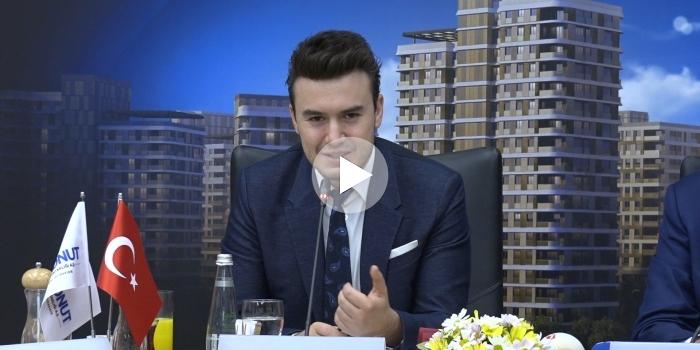 Mustafa Ceceli Başkent'in reklam yüzü oldu