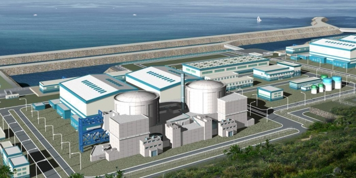 Akkuyu nükleer santrali tarihi