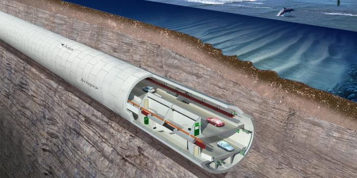Avrasya Tüneli isim anketi 10 Aralık'ta sona erecek
