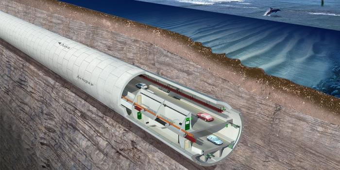 Avrasya Tüneli 2 hafta sonra açılıyor