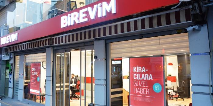 Birevim'den İzmir'e yeni şube