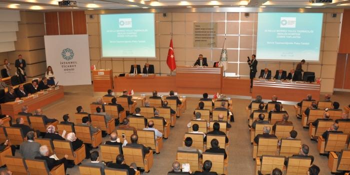İstanbul Ticaret Odası'ndan Türk lirası kararı