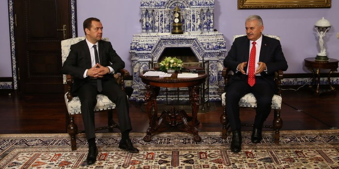 Türkiye rusya ortak projeler