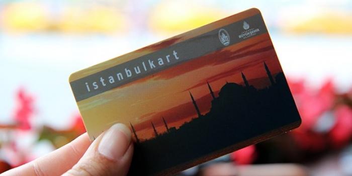 İstanbulkart'ta yeni dönem 2017'de başlayacak