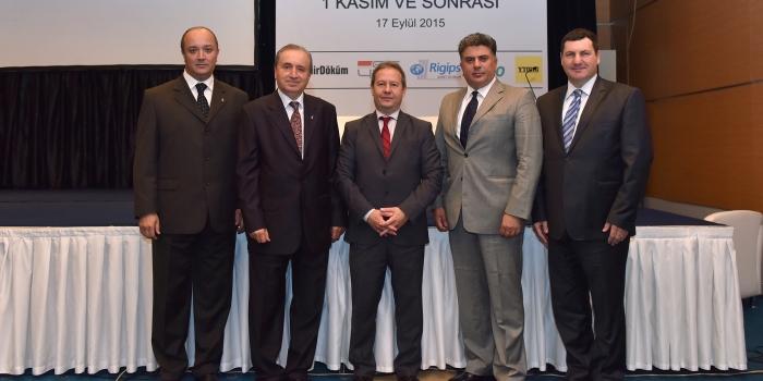 Türkiye inşaat sanayicileri derneği