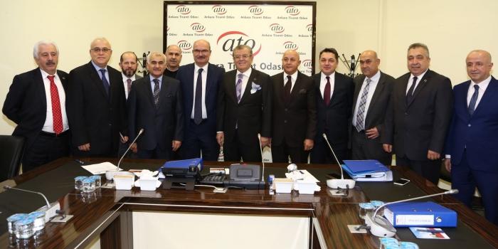 Ankara ticaret odası yatırımları