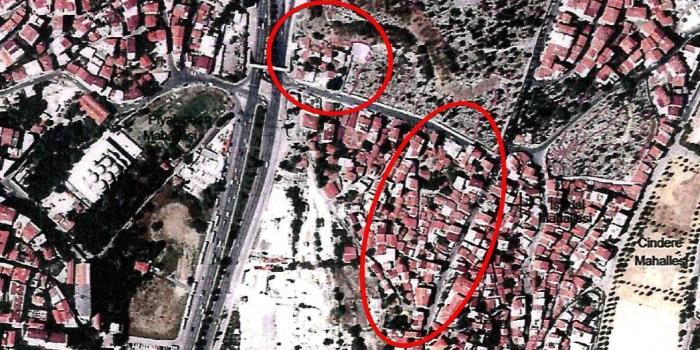 Beyoğlu'nda bu alanların imar planı askıya çıkarıldı