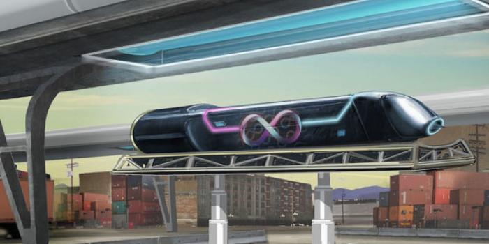 Dubai ile Abu Dabi arasına Hyperloop geliyor