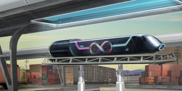 Dubai ile Abu Dabi arasına Hyperloop geliyor