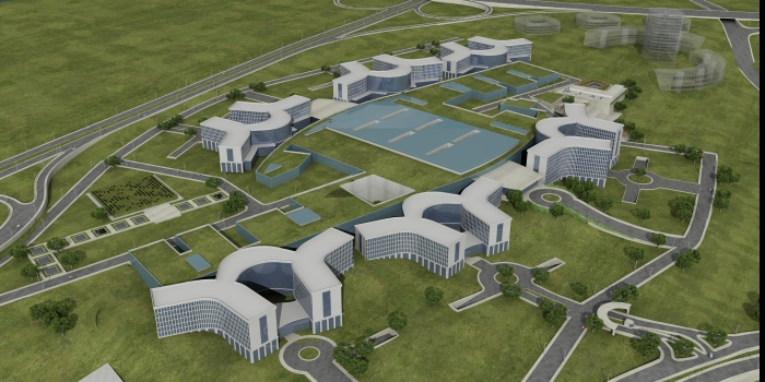 İkitelli Şehir Hastanesi'nin inşası başladı