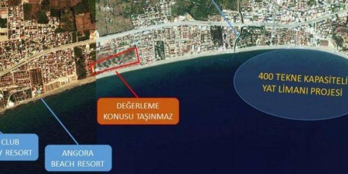 Kiler GYO Seferihisar arsasını Turaçlar'a sattı