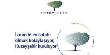 İzmir Kuzeyşehir projesi ön satışta!
