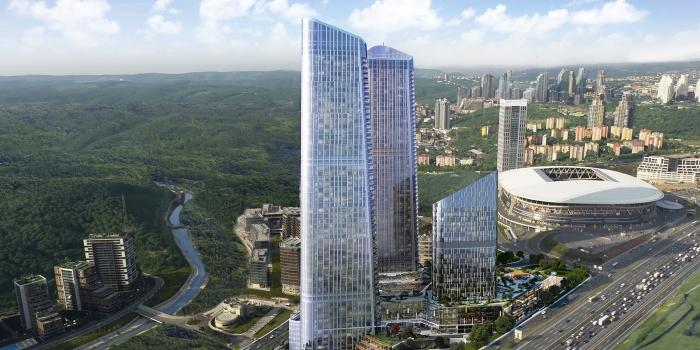 Skyland İstanbul'a özel konsept AVM: Hom Design Center