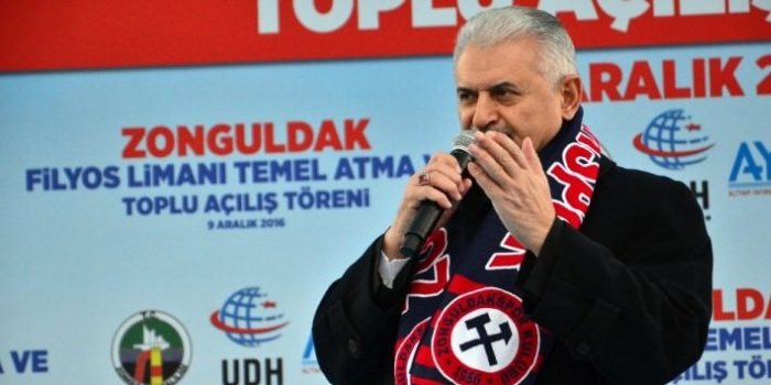 Zonguldak'a 538 milyon TL'lik liman yatırımı