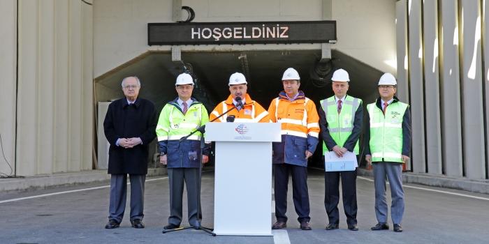 Avrasya Tüneli ücretleri yılbaşında belirlenecek