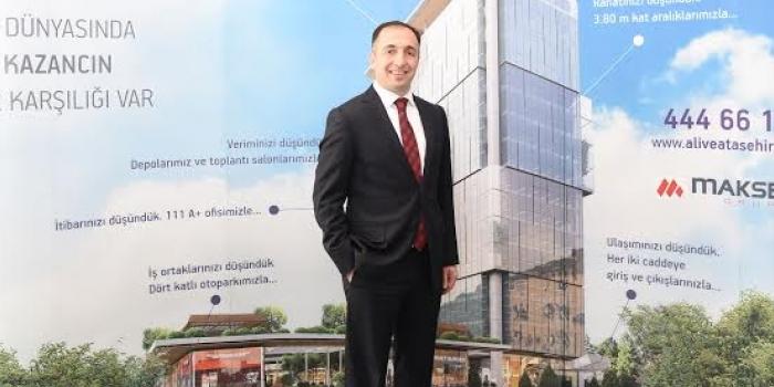Bilal Aydoğan: Tüm zorluklara rağmen inşaat sektörü