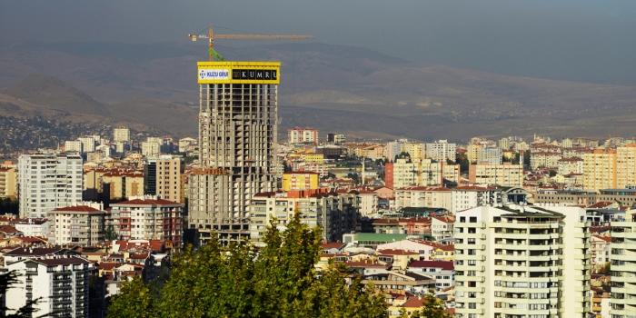 Başkent'in dev projesine DOKA desteği