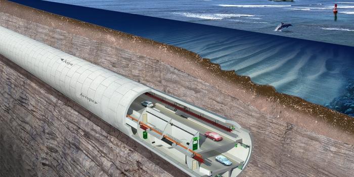 Avrasya Tüneli 5 gün sonra açılıyor
