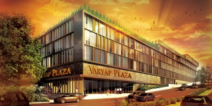 Varyap Plaza'da ofis ve dükkanlar satışa çıkıyor