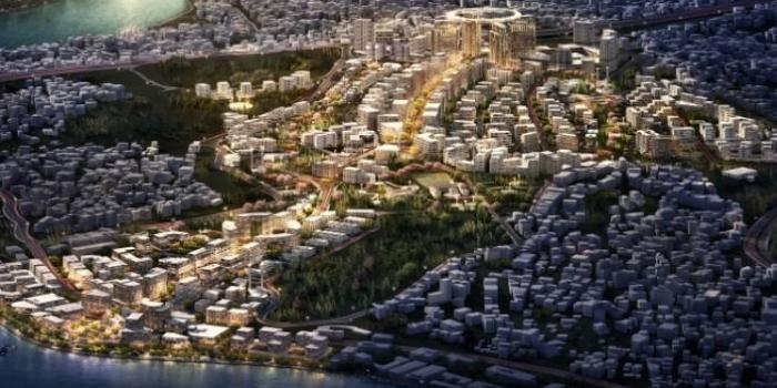 Beyoğlu ilçesinin mega projeleri