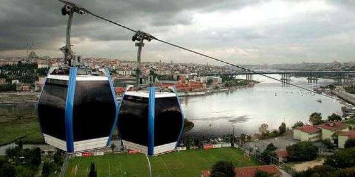 İstanbul'a yeni teleferik hattı yapılacak