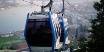 İstanbul Teleferik Hatları: İstanbul'a 10 Yeni Teleferik Hattı Geliyor