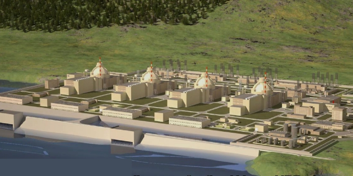 Türkiyede nükleer santral