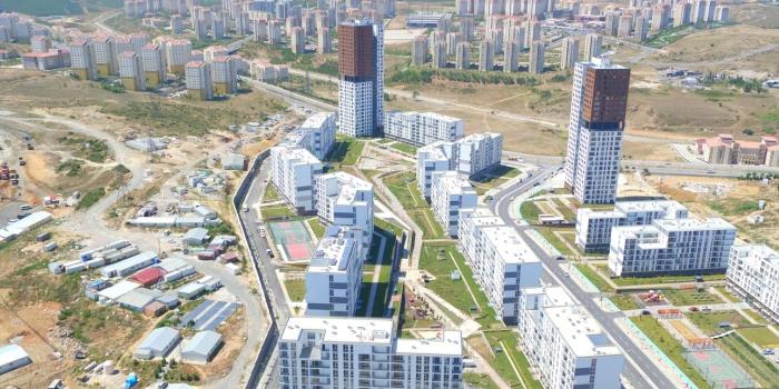 Emlak Konut Başakşehir Evleri açık artırması 28 Aralık'ta