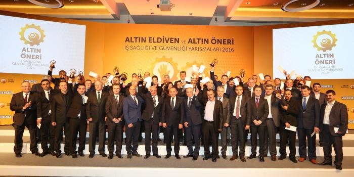Prysmian Group Türkiye'ye İş Güvenliği ödülü