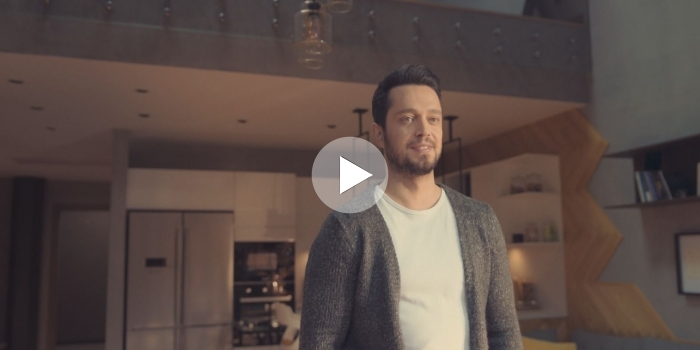 Mahall Bomonti İzmir reklamı yayında