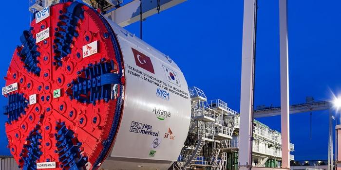 Avrasya Tüneli'nin kabloları Prysmian Group Türkiye'den