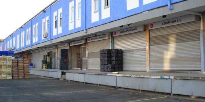 İBB Bayrampaşa Hal Kompleksi'ndeki dükkanını kiraya çıkarıyor
