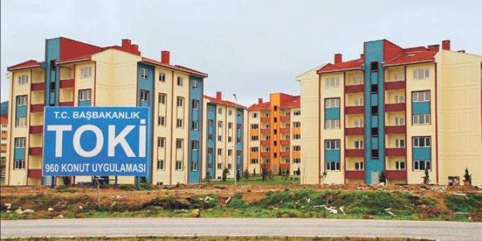 Kırşehir Kaman Toki işyerleri için sözleşme imzalamaları başladı