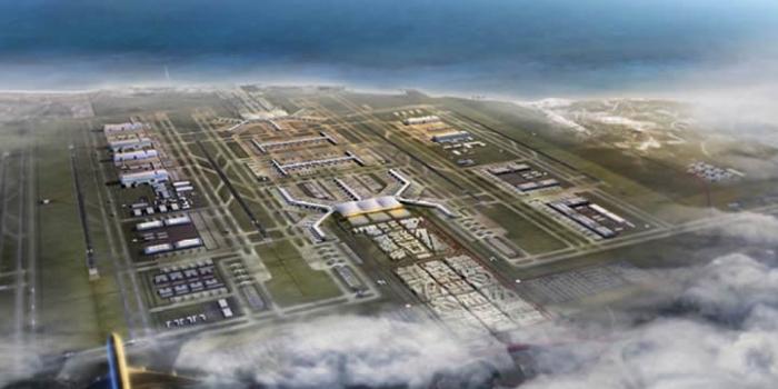 Üçüncü Havalimanı Şubat 2018'de açılacak